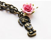 Jungle King's Rose Bracelet