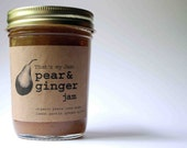Thats my Jam Pear Ginger Jam 8oz jar