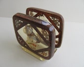 Vintage Butterfly Napkin Holder by Design Gifts, Intl.