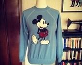 RAD Mickey Mouse Sweatshirt