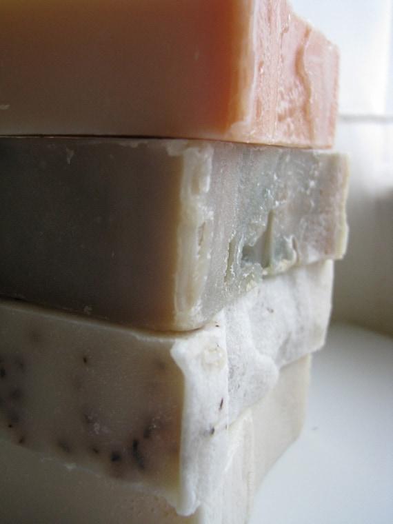 Handmade Soap 3 pack - bulk shipping