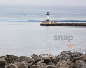 Duluth, MN Lighthouse photograph