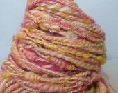Hnadspun Art Yarn - Candy Tufts