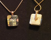Tiny Wrecker - Transformers enamel pendant - Springer