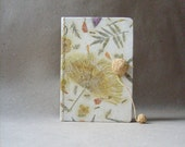 Journal book-Handmade paper, OOAK