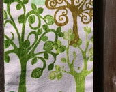 Grow-Tree of Life Clergy Stole RESERVED for Carol