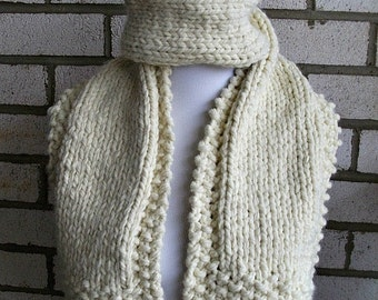 Baby It's Cold Outside Chunky Scarf gift under 40 dollars