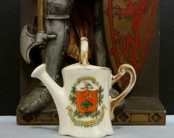 Crested China Watering Can