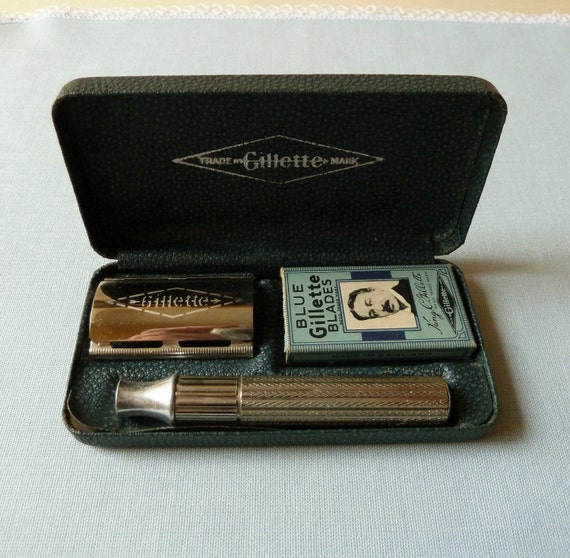 gillette safety razor division case write The paperback of the creating sustainable customer value: the positive power of strategic management by  the first safety razor  gillette was.