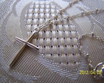 Cross Necklace Sterling Silver Cross