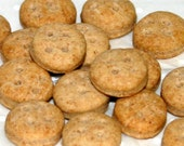 Itty Bitty Button Biscuits - Peanut Butter Dog Treats