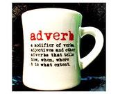 Adverb Mug
