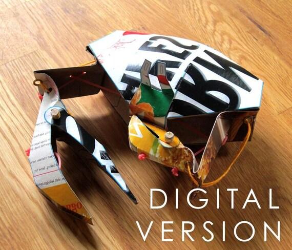 PAPER CRAB - Digital Version