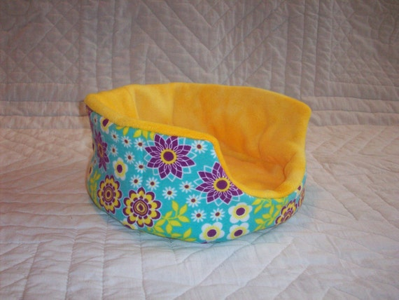 Flowers for Spring Cuddle Cup for Guinea Pig Hedgehog Rat Small Animals