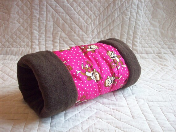 Custom Order for RC Laughing Monkey XL Tunnel for Guinea Pig Hedgehog Rat Small Animals