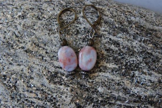 Ocean Jasper Earrings sale