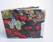 Deadpool, Dr. Betty and Headpool Comic Wallet