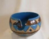 Yarn Bowl - Southwestern style