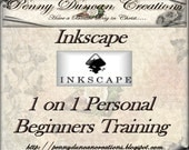 Inkscape Beginners Class 1 on 1 Training
