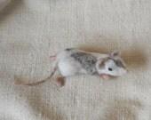 Diamond -- Mouse Shoulder Pet