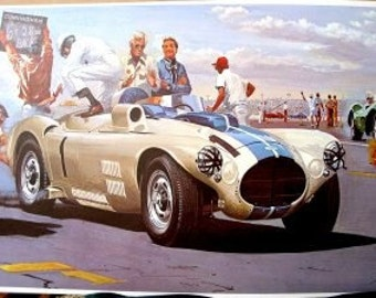 1953 Briggs Cunningham Race Car Racing Design 310 hp