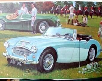 1959 Austin Healey Mechanically Road Rally Unbeatable