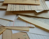40 special sheets of vintage spanish ephemera - Big antique paper pack