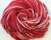 Strawberry Shortcake - Corespun Bulky Art Yarn (155 yards)