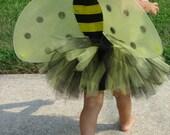 Bumblebee Tutu Costume