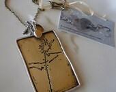 My Child's Artwork Necklace-Grandma Jewelry