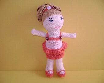 Amigurumi Stacy Doll