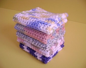 5 pack of Washcloths