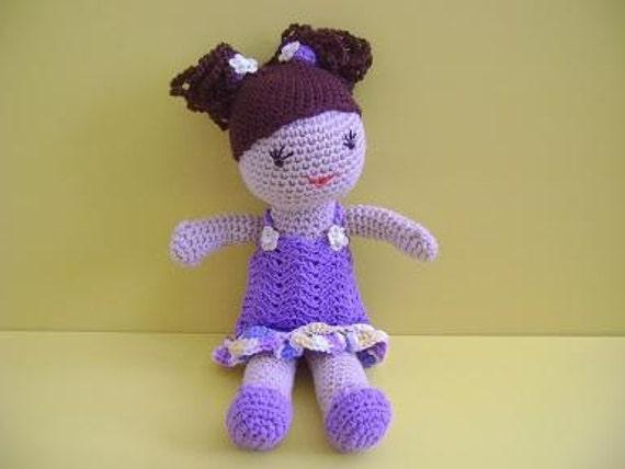 Amigurumi Wendy Doll