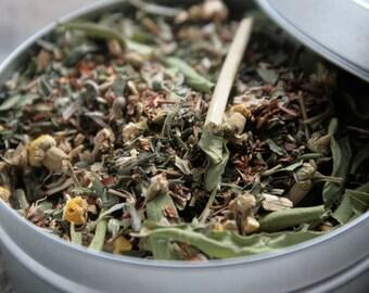 Fireweed Tisane - Loose Leaf Tin