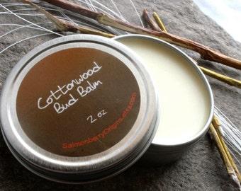 Cottonwood Bud Balm - 2 oz. tin