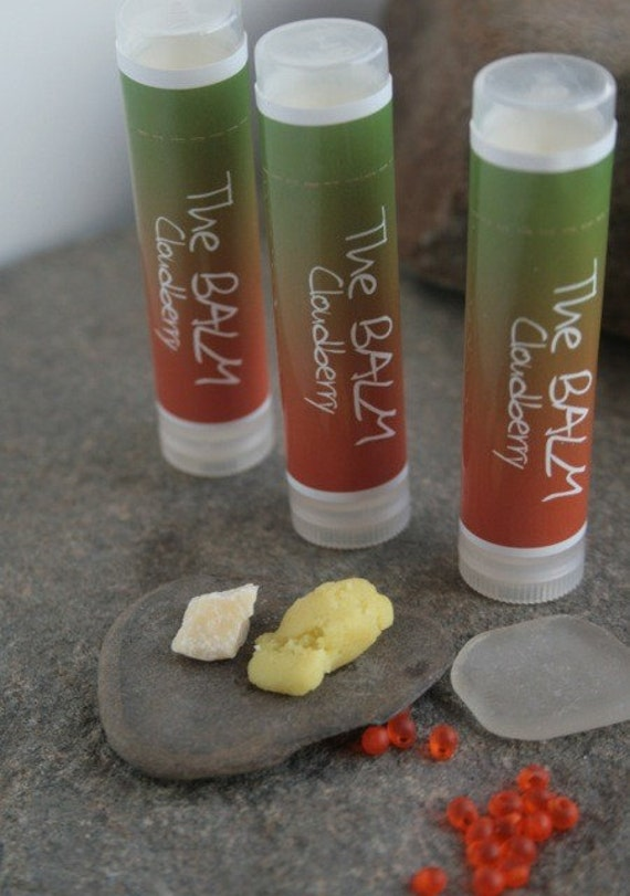 THE Balm - Protection - Cloudberries - moisturizing, protecting, serious everyday balm