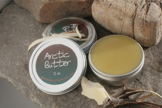 Arctic Butter - 2 oz screw top tin