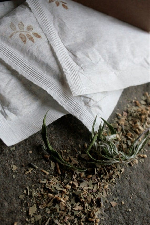 Caribou Leaf Steam Packets