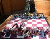Starcraft 2 Chess Set
