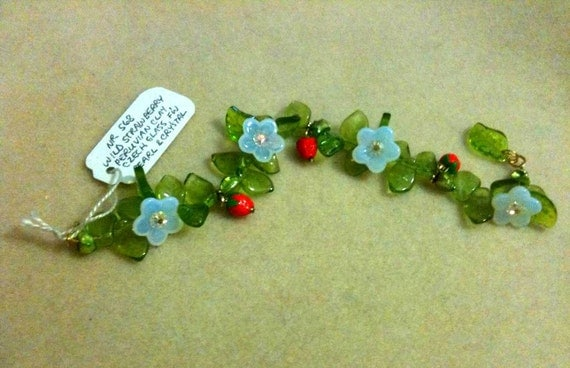 Wild Strawberry Vine Add it to your favorites to revisit it later. wild strawberry vine bracelet