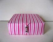 Napkin holder - napkins - paper napkins - napkin box - decorative storage box