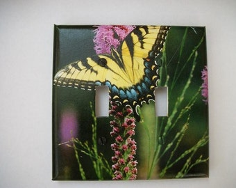 SWITCH PLATE COVER - Butterfly