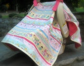 Protective Fairy Princess Infant Seat Tent/Cover/Canopy