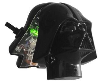 Hacked Darth Vader McDonald's. Circuit-bent instrument