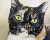 Custom Pet Portrait 8x10