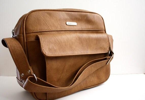Vintage BROWN Samsonite Shoulder Bag