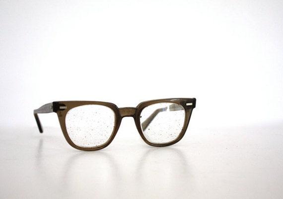 Vintage 1950's NERD Glasses