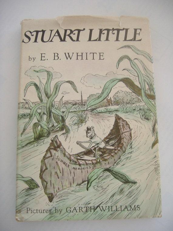Stuart Little, Hardcover 1945