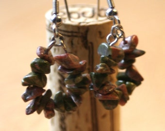 Spring Foliage Earrings