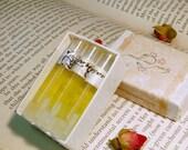 Liquid Natural Perfumes Sample Set of 3
